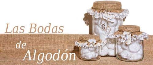 El segundo año con las bodas de algodón