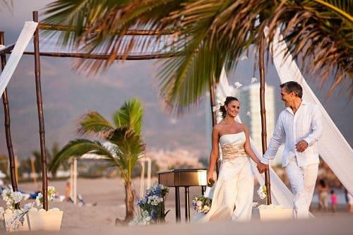 Las bodas en la playa