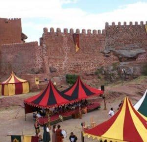 C mo celebrar una boda medieval y ventajas de hacerla - Donde celebrar mi boda en madrid ...