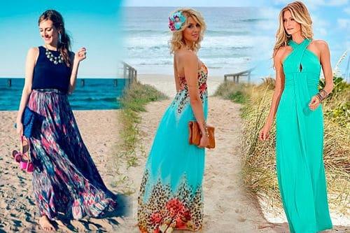 múltiples colores última moda para toda la familia 5 telas y hechuras para tu vestido de novia en la playa