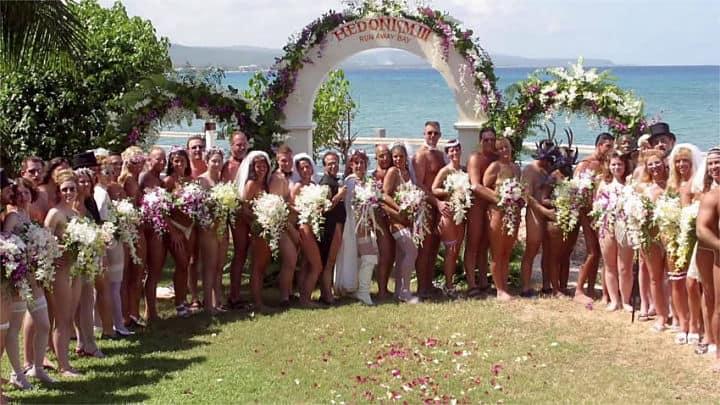 Dónde celebrar una boda nudista