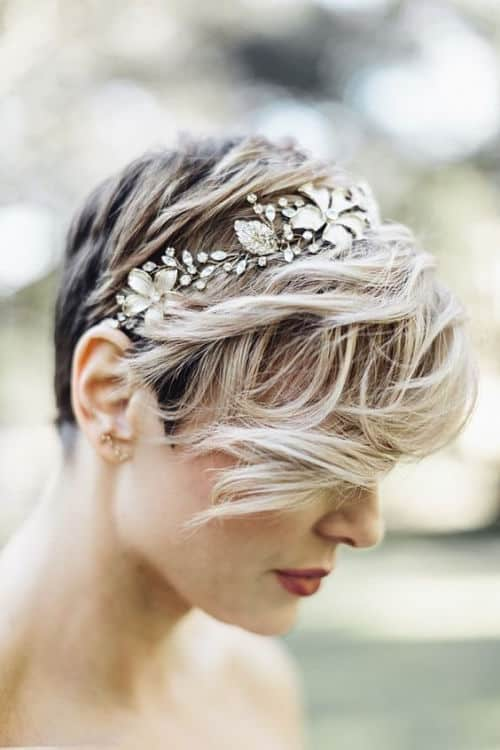 Peinados para boda civil en la playa