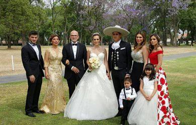 Padrinos y Madrinas de boda