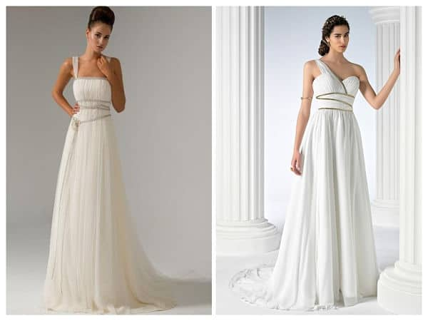 423b122db ▷ 10 cortes de vestidos de novia ideales Tendencia 2018