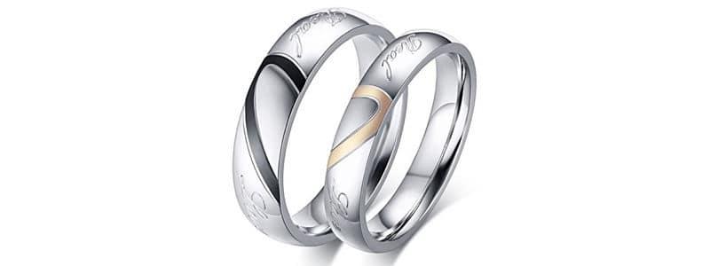 3565fa7386c4 Descubre los 6 tipos de alianzas de boda para 2018
