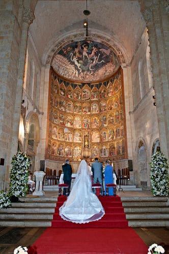 Boda Catedral Vieja de Salamanca