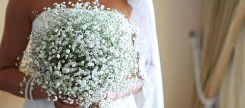 Ramo Bouquet de flores pequeñas