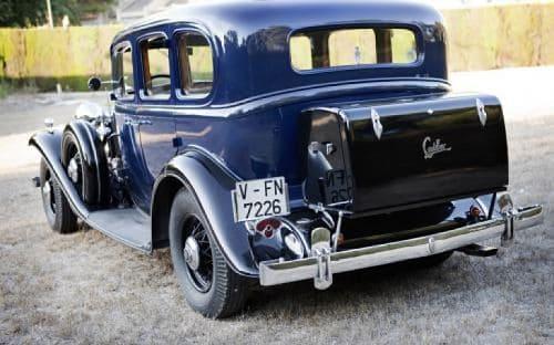 Cadillac La Solle 1931 para boda