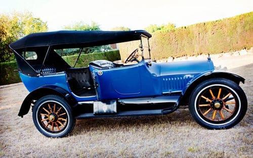 Cadillac Tourer 1915 para boda