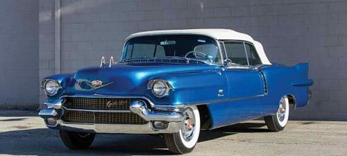 Cadillac años 50 para boda
