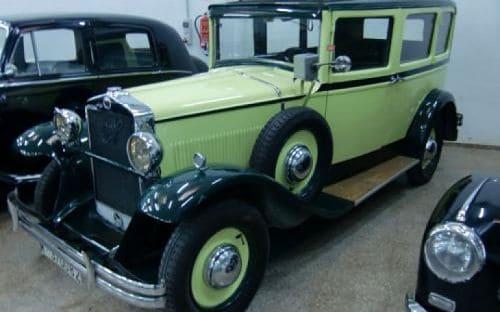 Fiat taxi 1926 para boda