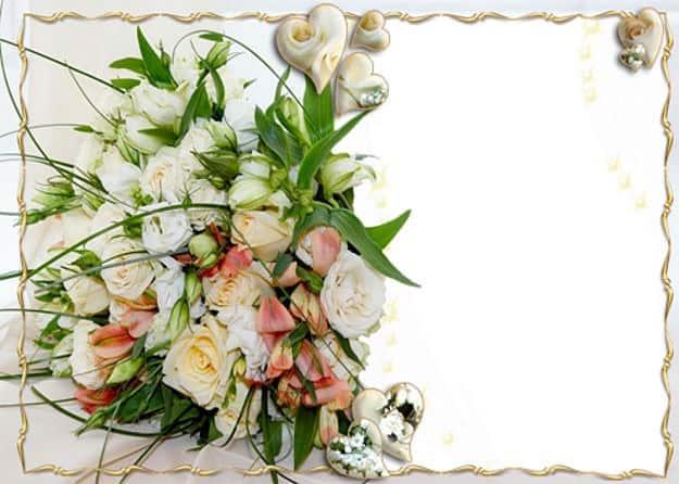 Gran ramo de rosas blancas para foto