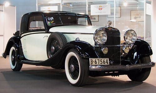 Hispano Suiza k6 para boda