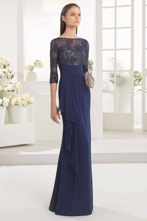 ▷ los mejores vestidos para la madre de la novia【act. 2018】