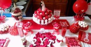 Mesas chuches para bodas