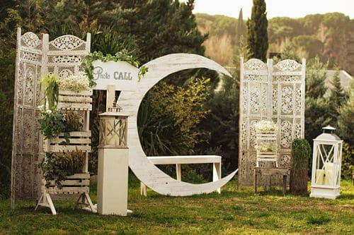 Photocall original para boda 1