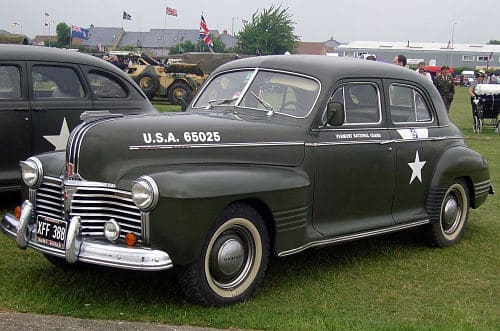 Pontiac 1941 para boda