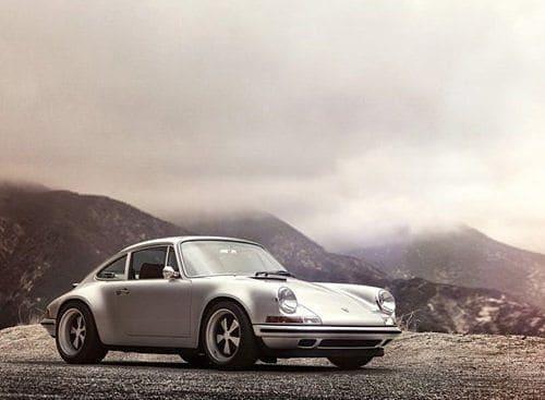 Porsche 911 para boda
