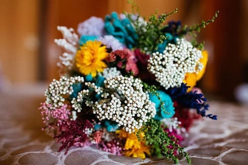 Ramo de flores combinadas
