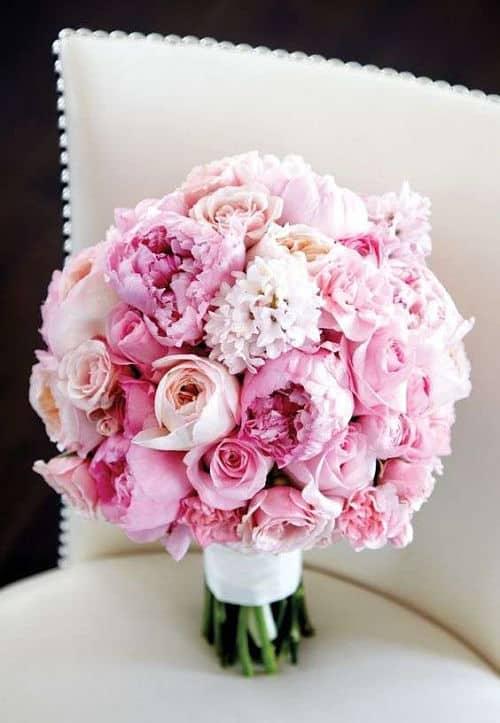 Ramo de tipo bouquet
