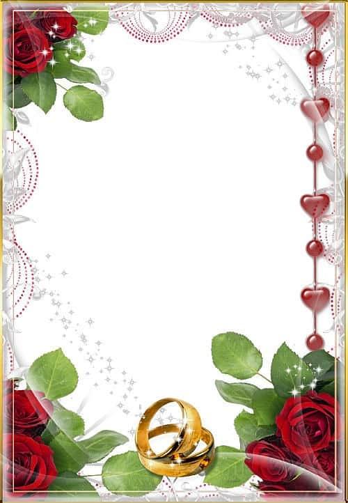 Rosas rojas corazones de cristal