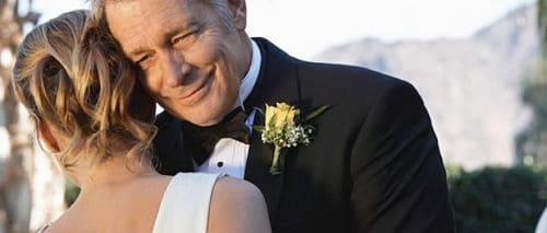 Trajes padre de la novia
