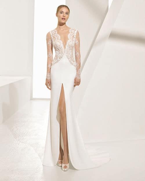 b115dc311 Los vestidos de novia  precios + tipos