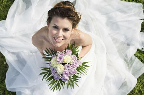 los vestidos de novia: precios + tipos