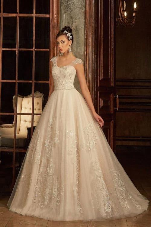 Vestido de novia low cost