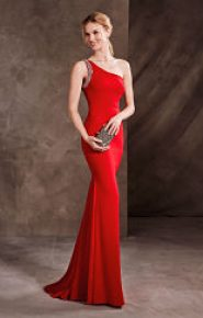 Vestidos rojos largos boda