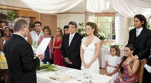 Ceremonia de boda civil