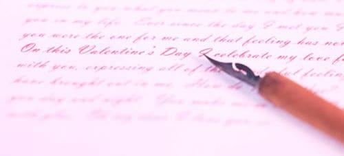 Carta de amor para discurso de boda civil