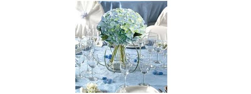 florero para boda