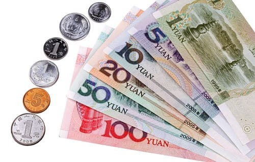 Dinero chino