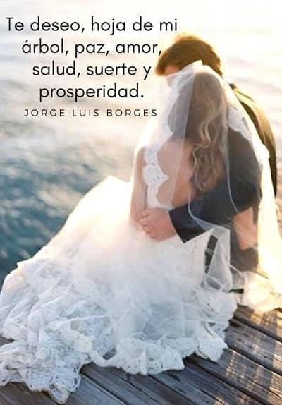 Lectura para boda civil