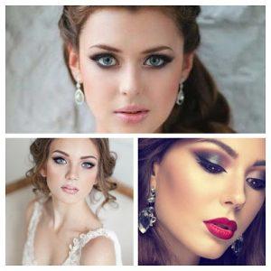 Tendencias de maquillaje para novias 2018