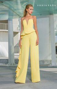 Mono amarillo Sonia Peña