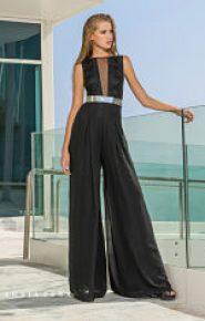Complementos para vestido negro en boda