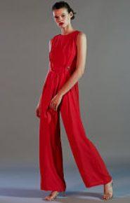Mono rojo Zara