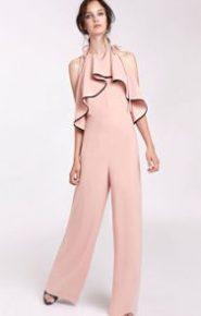 Mono rosa pastel Alba Conde