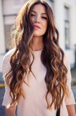 60 Peinados Con El Pelo Suelto Para Novias De Pelo Largo