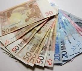 Dinero para gastar en boda