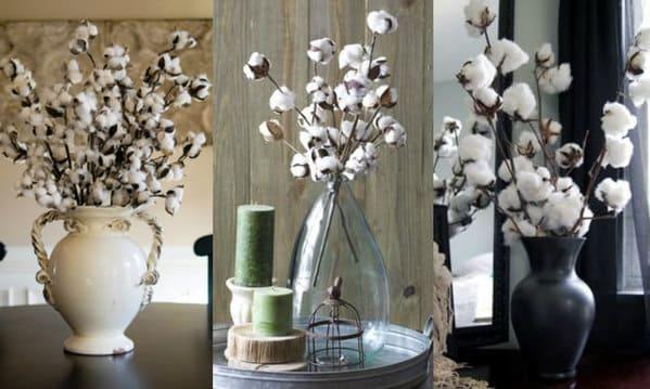 decoracion bodas de algodon