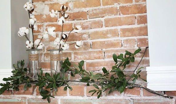 decorar la casa con algodon