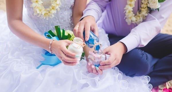 celebrar bodas de porcelana
