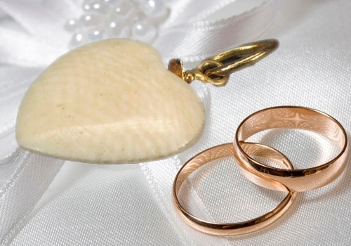 Celebrando las bodas de marfil
