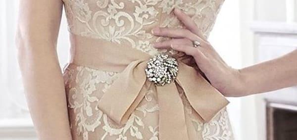 elegir cinturon de novia