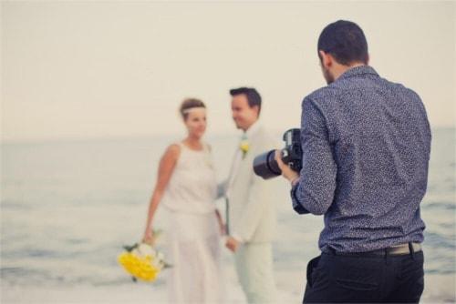 Fotógrafo de bodas en Aeroe