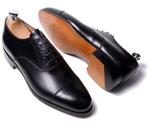 Zapatos para chaqué de novio
