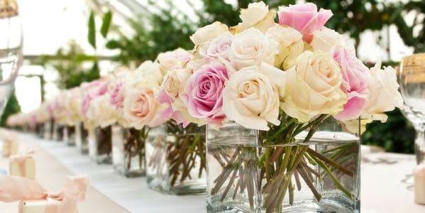 celebrar bodas de rosas